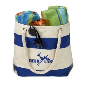 16 Oz. Portsmouth Cotton Canvas Boat Tote