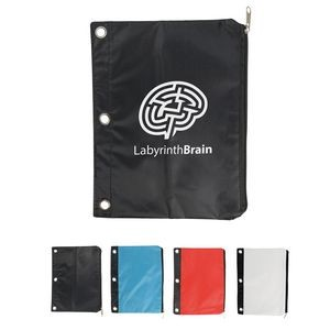 Polyester School Pouch