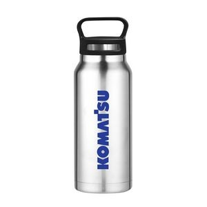 The Outback - 32 oz stainless steel water bottle