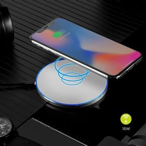 10W Thin and Quick Wireless Charging Pad