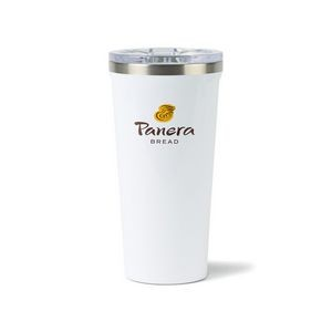 Corkcicle® Tumbler - 16 Oz. - Gloss White