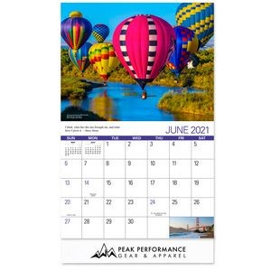 2021 Reflections Wall Calendar